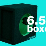 6-5 Inch Speaker Boxes Enclosures