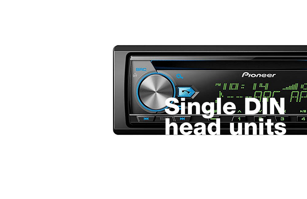 best single din head units review 2018 updated 99carstereo com rh 99carstereo com