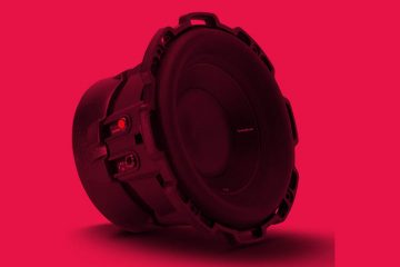 Rockford Fosgate Punch P2 Series Subwoofers