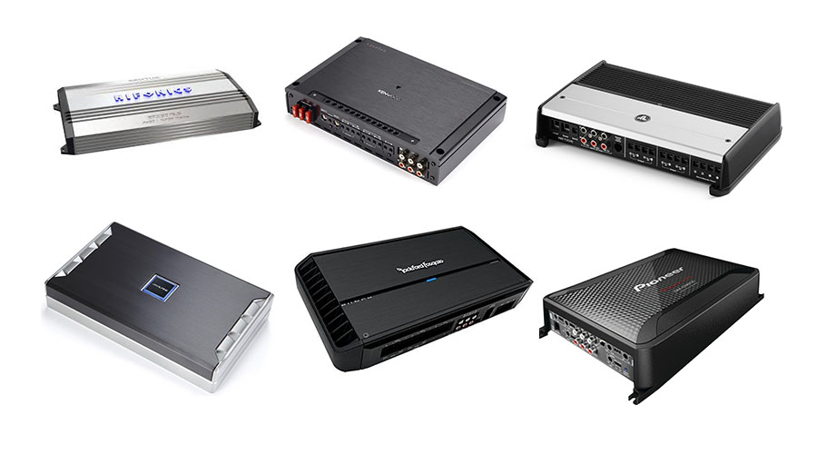 Best 5-Channel Car Amplifiers