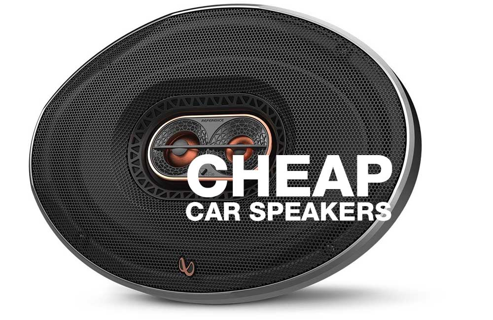 Best CHEAP Car Speakers [2018 Review] Budget Picks