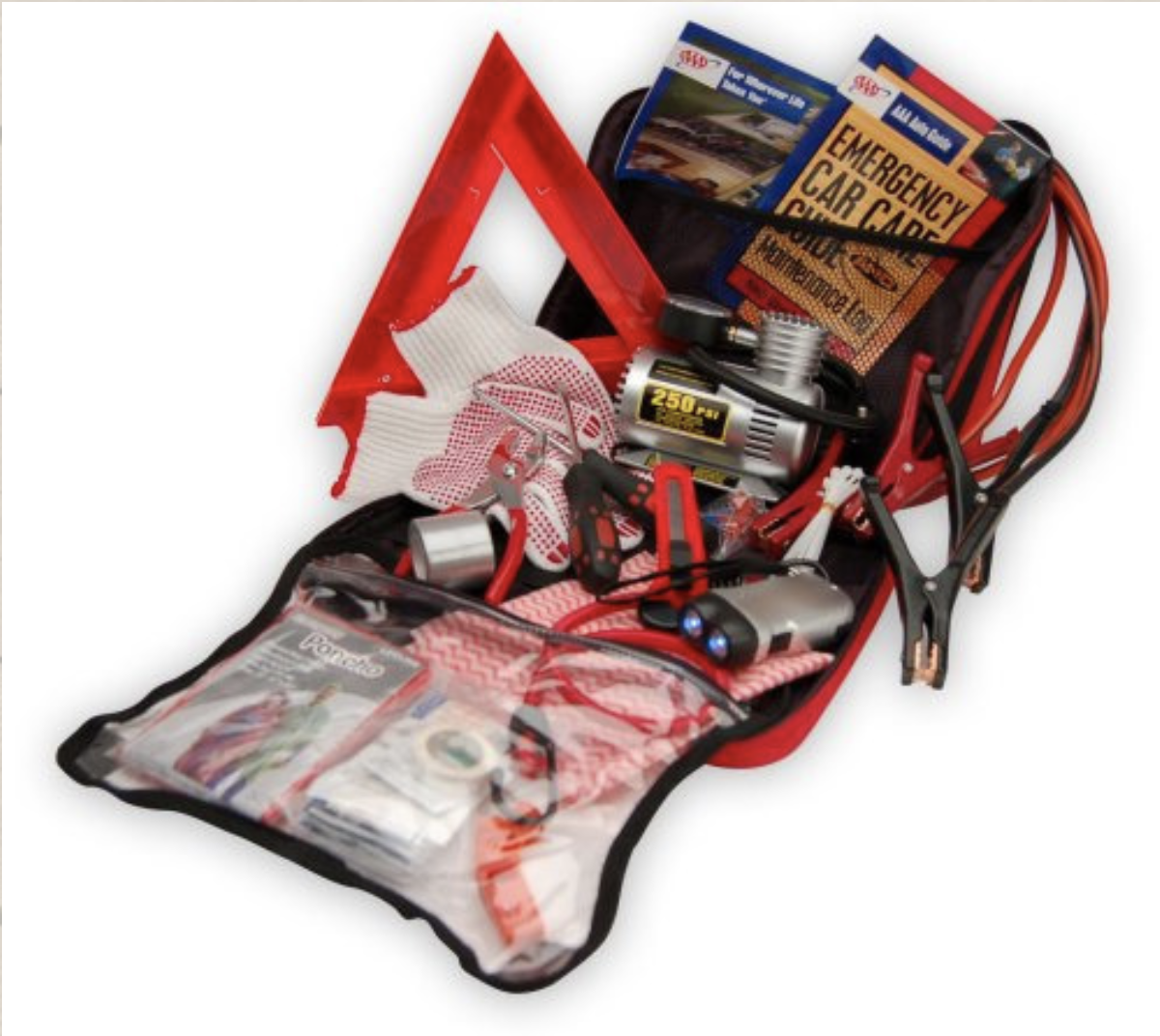 Keep an Emergency Car Kit in Your Trunk