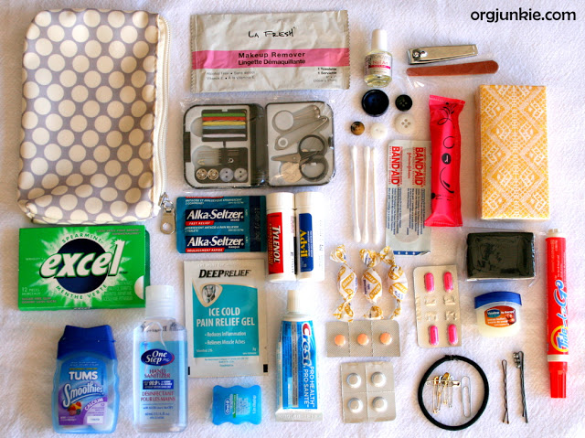 Create Your Own Car Emergency Kit