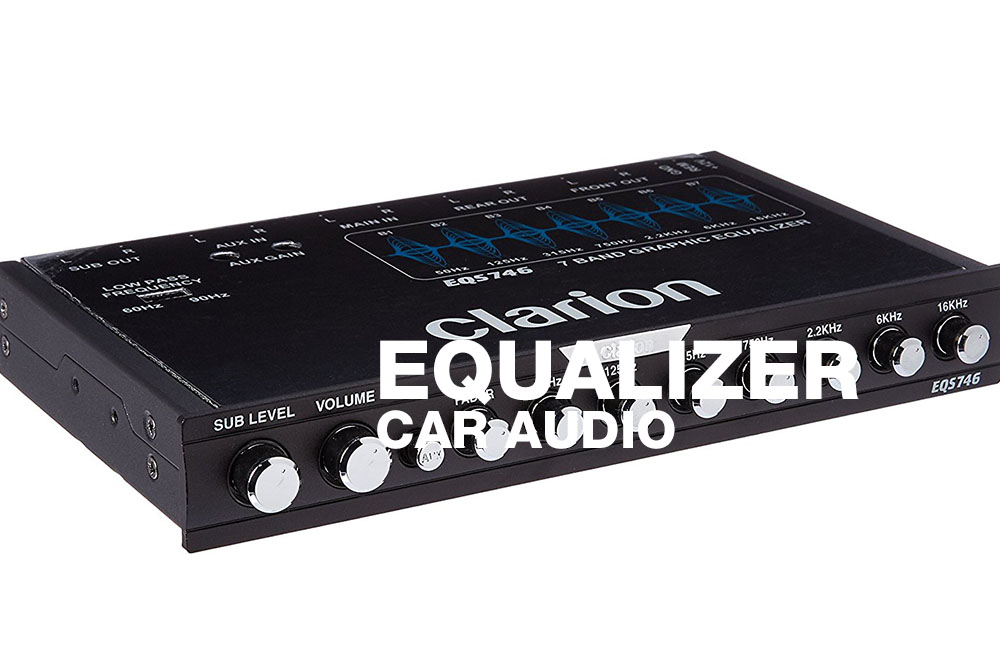 Best Car Audio Equalizer