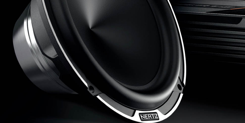 Hertz Car Speakers