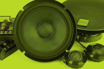 Best Pioneer Car Speakers