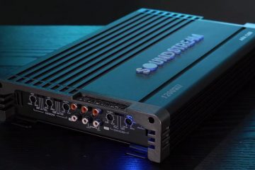 Best 2-Channel Car Amplifiers