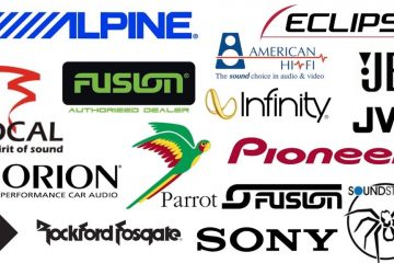 Best Car Amplifier Brands