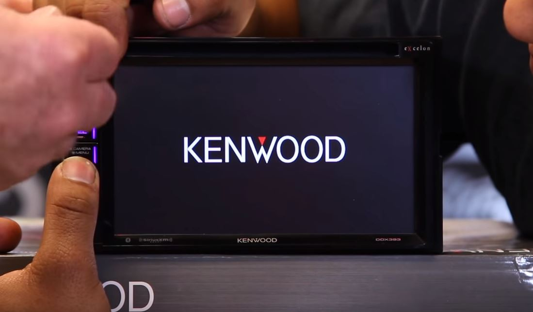 How to factory reset Kenwood car stereo