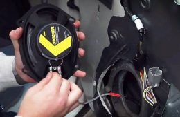 How to Install Aftermarket Car Speakers