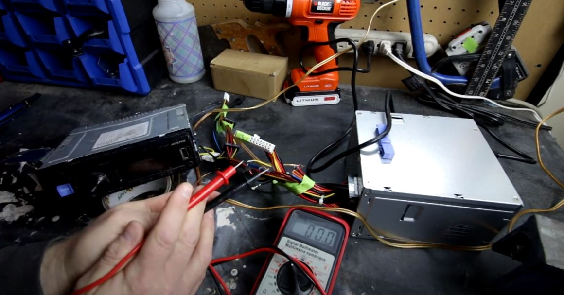 How to Wire a Car Stereo to a 12v Battery
