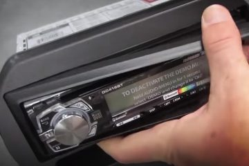 How to remove a car stereo from the dashboard