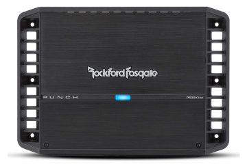 Rockford Fosgate P500X1BD Review - Quite the Punch